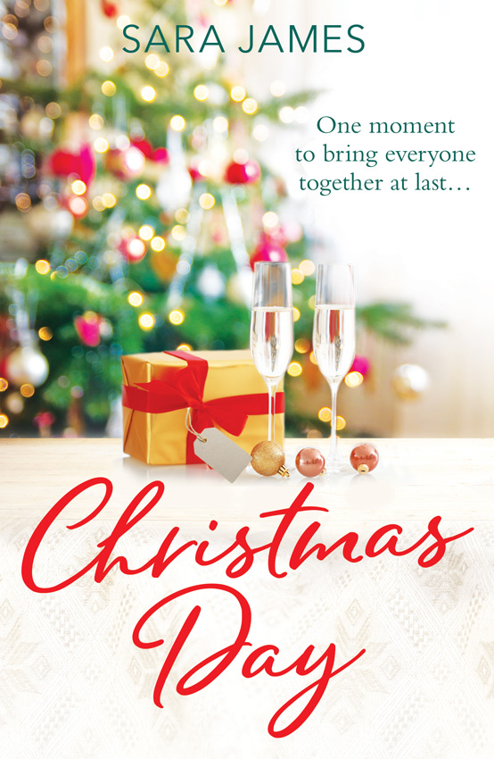 Sara James - Christmas-Day